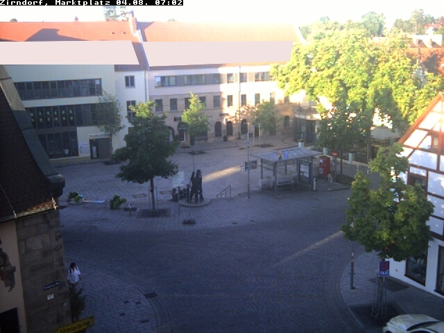 Zirndorf City Center, Marktplatz